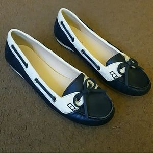 Cole Haan Boating Flats